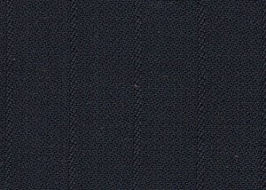 Navy Self Stripe