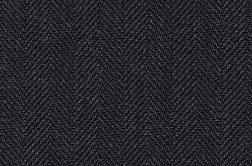 Dark Grey Herringbone