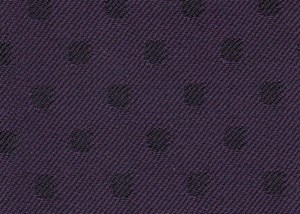Purple / Black Spot