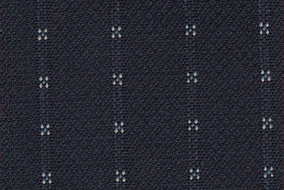 Navy diamond with five dot stripe