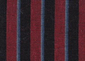 Black , Red & Blue Stripes