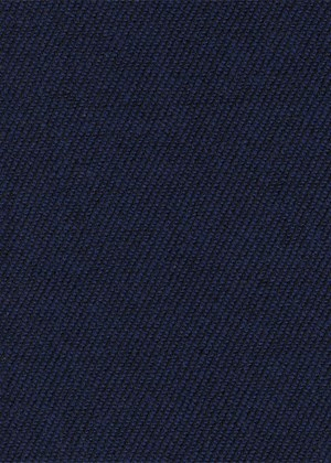 Plain Dark Navy Twill