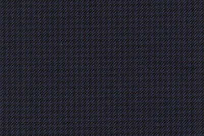 Navy & Black Dogstooth