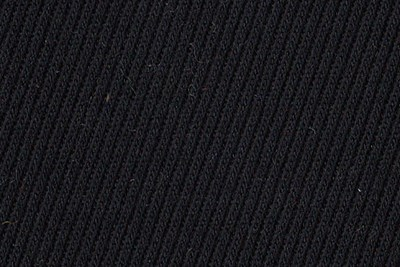 Plain Cavalry Twill Black