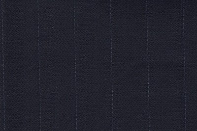 Navy self diamond with Grey pin stripe