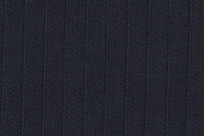 Navy with Narrow Blue stripe