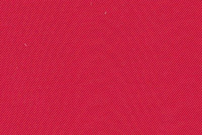Viscose Twill Red
