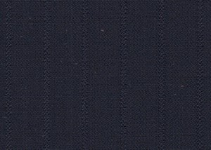 Dark Navy Self Stripe